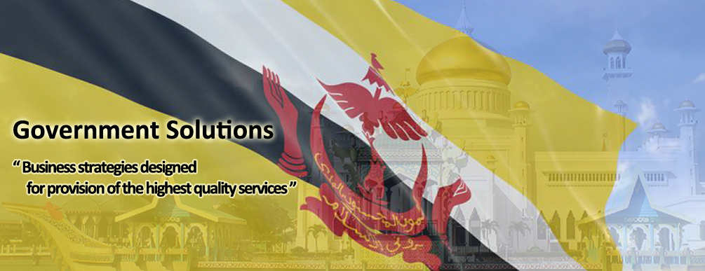 Government Solutions Banner